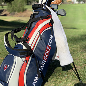 AGC Vessel Player Stand Bag