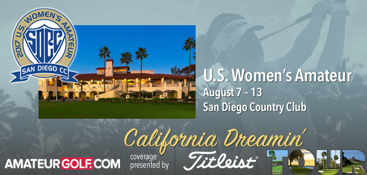 California Dreamin' - U.S. Women's Amateur Championship