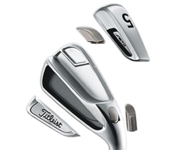 Titleist AP2 multi-material construction