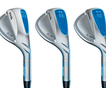 Three different sole grinds make the new 
