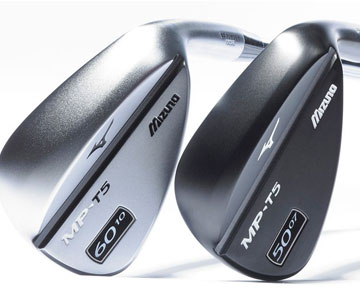 Mizuno MP-T5 wedges feature a refined, 
