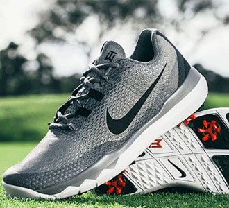 The lighter and sportier Nike TW15 golf 