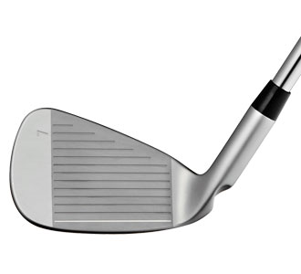The foggy chrome finish and clean cavity 