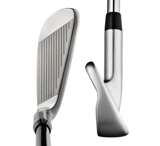The 17-4 stainless steel heads offer 