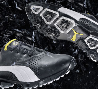 Puma TitanTour golf shoes keep 