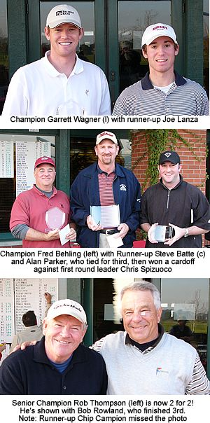 Wagner Wins Inaugural Silicon Valley Amateur