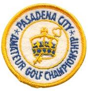 Pasadena City Championship History