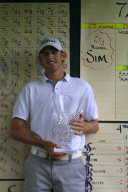 Monroe Invitational: Sim Wins Another Major Title