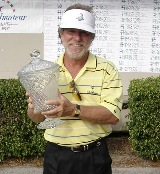 Dixie Senior Amateur: McDade wins - Rose fades with 79