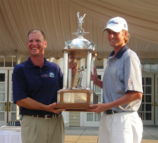 Dogwood Invitational: Simpson breaks through