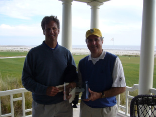 amateurgolf.com Kiawah Island 2-Man: Final results