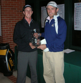 AGC Silicon Valley Amateur: Tie at the Top