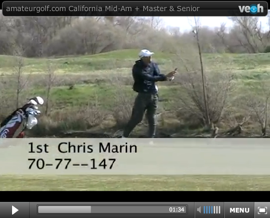 amateurgolf.com California Mid-Am + Master & Senior