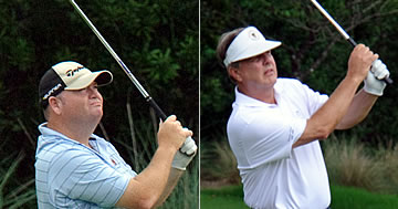 Marsh, Wilson Lead Carlton Woods Invitational