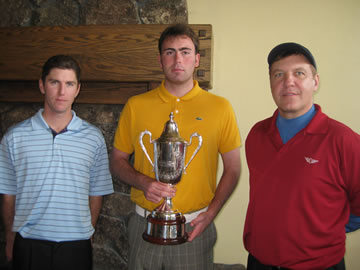 Travis wins Wine Country Cup