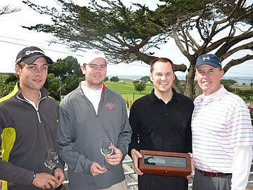 Monterey County Four Ball - Final Results