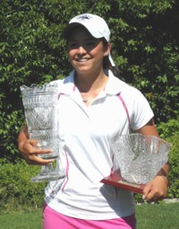 Calif. State Fair Women's: Yam wins at 4-under