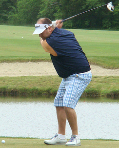 Brian Komline<br>2012 NJ State Mid-Am champion