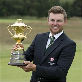 -- England Golf Photo