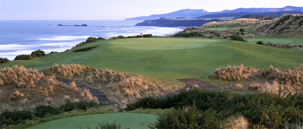 - Wood Sabold photo courtesy Bandon Dunes Resort