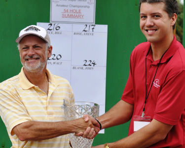 Doug Hanzel wins Dixie Senior Amateur