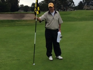 Ledzinski and Britton lead AGC Monterey County Four Ball