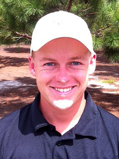 Southeastern Am: Shad Tuten holds lead