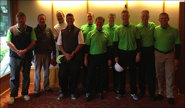 WSGA amateurs at the 2014 Hudson Cup