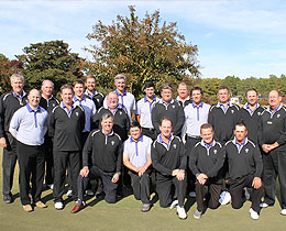SCGA Amateur team