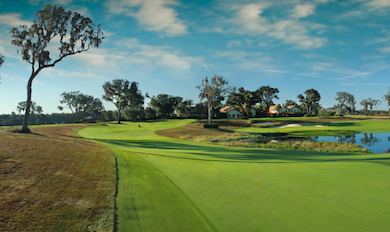 Frederica Golf Club in St. Simons Island, Ga.