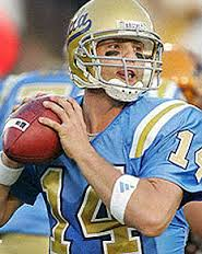 Drew Olson is the 2nd leading UCLA passer<br>UCLA photo via USGA