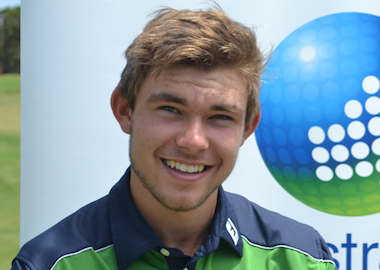 Zach Murray (Photo by Golf Australia)