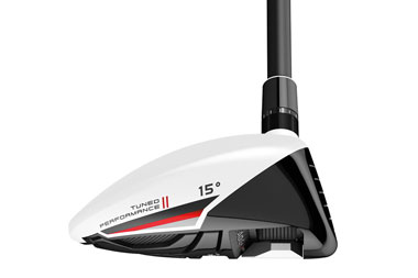 The TaylorMade R15 Fairway