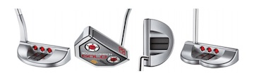 The Scotty Cameron GOLO Putters