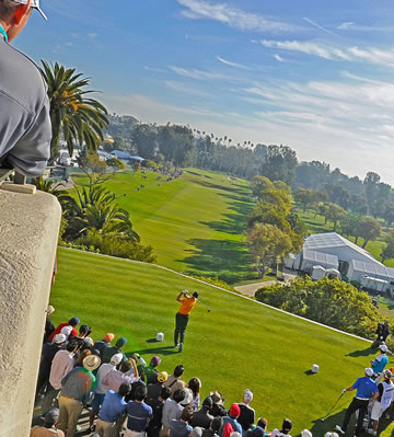 One of 14 players will tee it up with the pros Thursday<br>photo courtesy Northern Trust Open