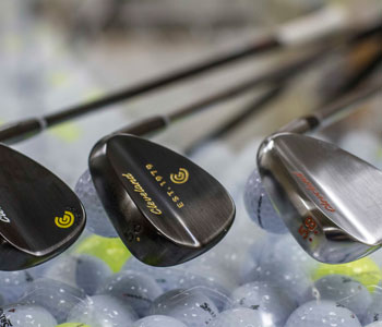 Customize your wedges with Cleveland Golf's new website
