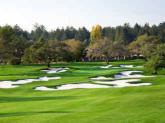 Pasatiempo Golf Club in Santa Cruz