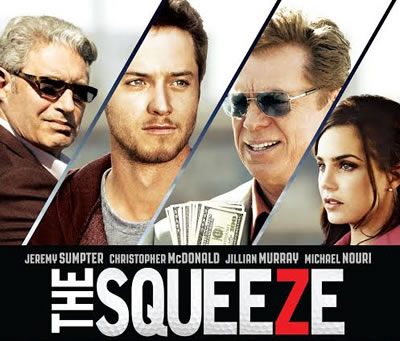 The Squeeze Movie Review: Golf, Gambling, and Vegas