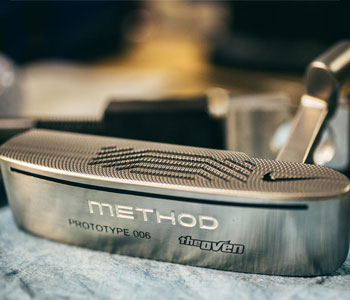 Nike's Method Prototype 006 is a classic blade-style putter.