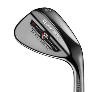 TaylorMade's Tour Preferred EF wedge <br> combines classic looks with high spin grooves.