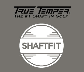 True Temper's Shaft Fit uses a unique<br /> 5-step system to make shaft recommendations.