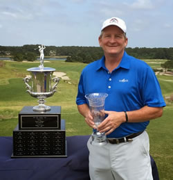 South Carolina Senior champ Todd Hendley<br>South Carolina G.A. photo