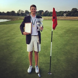 John Sawin Captures Prestigious Travis Invitational Title