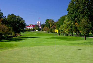 Olympia Fields C.C's North Course (USGA Photo)