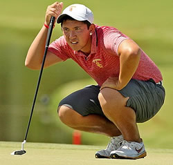 Rico Hoey of USC (Golfweek Photo)