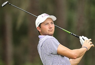 Zach Wright of LSU<br>Golfweek photo