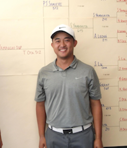 Manoa Cup champion Tyler Ota <br> Courtesy HSGA