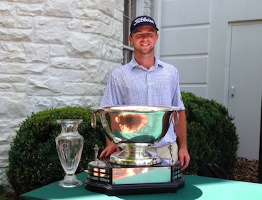 Back-to-back winner Will Cannon<br>(Photo by Alabama Golf Association)