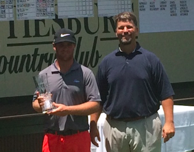 2015 Magnolia Amateur winner Colin Monagle<Br>(Photo courtesy of the Magnolia Amateur)