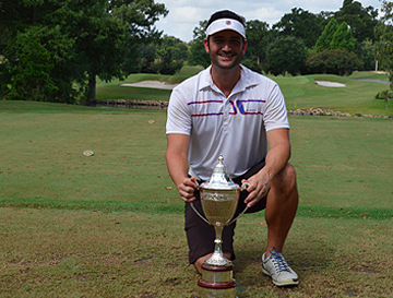 2015 Texas Mid-Am Match Play champ<br>Justin Kaplan (TGA photo)